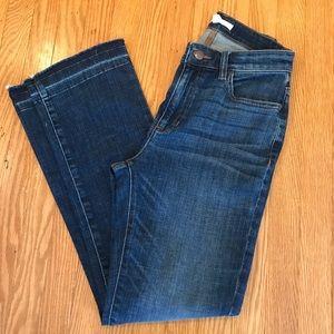Eileen Fisher organic cotton denim jeans zero 0